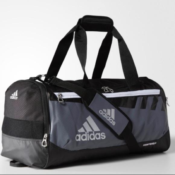 NWT Adidas team issue duffle bag-small f8d052ae03f84